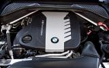 Triple-turbo diesel BMW X5 M50d