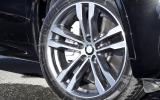 BMW X5 alloy wheels