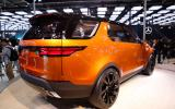 New Land Rover Discovery previewed