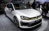 Volkswagen considering production Golf R400