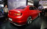 Hot Citroen DS 5LS R set for Beijing debut