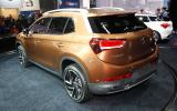 Beijing reveal for Wild Rubis-inspired SUV