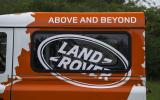 Land Rover Defender Challenge decals