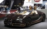 New Bugatti Veyron Legend revealed