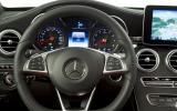 Exclusive Mercedes C-class studio pictures