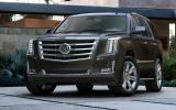 2015 Cadillac Escalade revealed