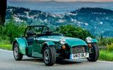 4.5 star Caterham Seven 160