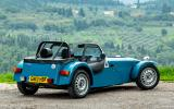 Caterham Seven 160 first drive review