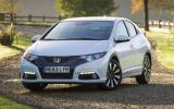 3.5 star Honda Civic 1.6 i-DTEC EX