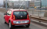 Volkswagen CrossUp rear end