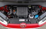 1.0-litre Volkswagen CrossUp petrol engine