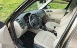 Skoda Yeti Outdoor interior