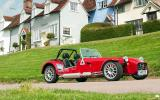 Caterham Seven celebrates 40 years with limited-edition pack