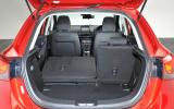 Mazda 2 boot space