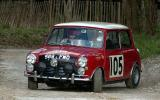 Mini Cooper S at the Monte Carlo rally: picture special