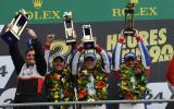 Audi reigns at an emotional Le Mans