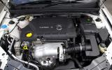 1.9-litre MG6 DTi-Tech TSE diesel engine