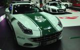Dubai motor show 2013 show report and gallery