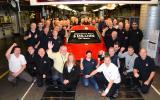 Vauxhall celebrates 5,000,000 cars produced at Ellesmere Port