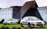 History of the Mitsubishi Evo - picture special