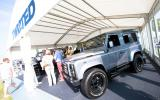 Twisted shows off 520bhp Land Rover Defender prototype