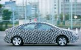 Toyota FCV side profile