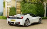 Ferrari F12 Berlinetta gets Goodwood debut