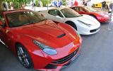 Goodwood Festival of Speed 2013: Ferrari F12 Berlinetta