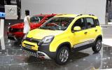 New Fiat Panda Cross on sale this autumn