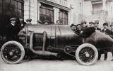 Rare Fiat land speed record car set for Goodwood