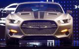 Fisker launches Mustang-based Rocket supercar