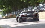 Goodwood Festival of Speed 2013: McLaren P1 bespoke 12C