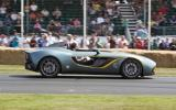 Goodwood Festival of Speed 2013: Aston Martin CC100