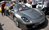 McLaren P1 to lead Goodwood Festival of Speed supercar run