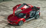 Ford Evos to be on display at Salon Prive