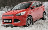Quick news: New Ford Kuga; hybrid car sales rise; cost of new Focus