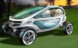 Mercedes-Benz's 'ultimate' golf cart