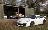 Going anywhere, fast: a UK roadtrip in a Porsche 911 GT3