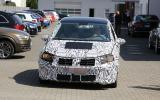 Volkswagen readies new Golf Plus
