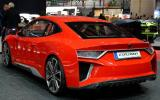 Gumpert reveals rally-inspired sports car
