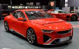 Gumpert reveals rally-inspired two-seat sports car