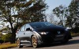 4 star Honda Civic Type-R prototype