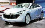 Hyundai looks to challenge Toyota Prius with new hybrid