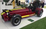 Goodwood Festival of Speed 2013: Caterham 620R