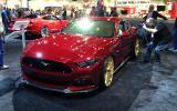 SEMA 2014 - 616bhp Ford Mustang King Cobra