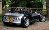 Westfield Sport Turbo 3 rear