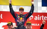 Dominant Vettel takes fourth F1 Championship