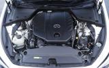 Infiniti Q50 Daimler engines