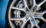Volvo V60 Polestar brake calipers