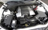 6.2-litre V8 Chevrolet Camaro Coupe engine